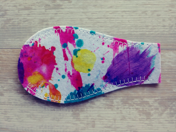 Printed Eye Patch - Art Palette