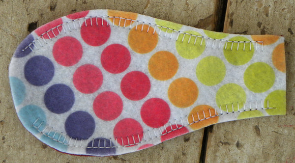 Printed Eye Patch - Candy Dots