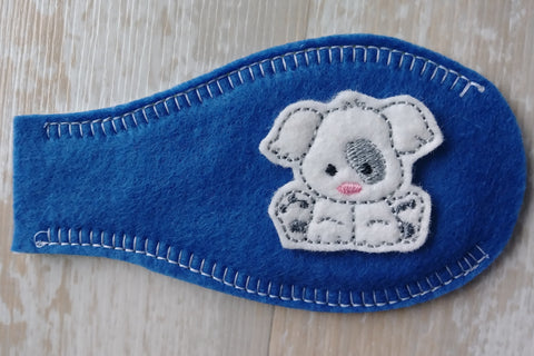 Eye Patch - Puppy -Size Small Only- (Multiple Color Options Available)