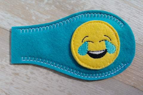 Eye Patch - Laughing Face