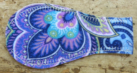 Printed Eye Patch - Paisley