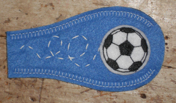 Eye Patch - Soccer