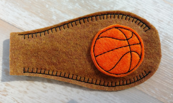 Eye Patch - Basketball