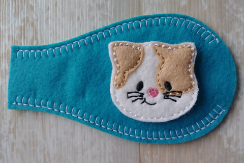 Eye Patch - Cat (Multiple Colors Available)