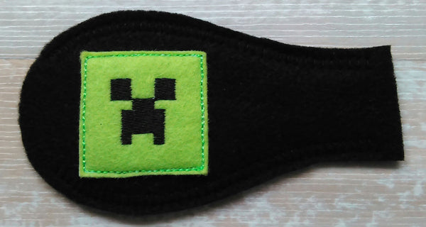 Eye Patch - MC Creeper