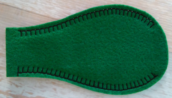 Solid Eye Patch - Green