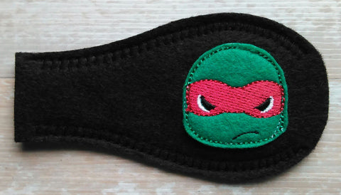 Eye Patch - Ninja RED Theme