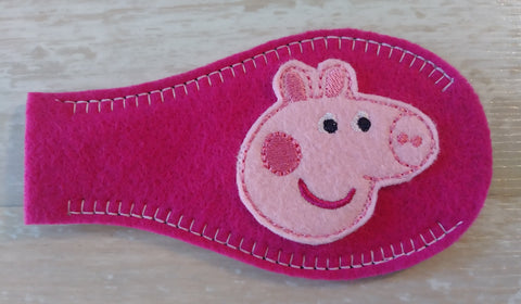 Eye Patch - Pig Theme