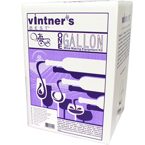 Vintner's Best Equipment Kit - 1 gallon