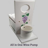 All in One Wine Pump - Exclusive Package