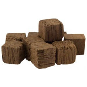 French Oak Cubes (Medium) - 16 oz