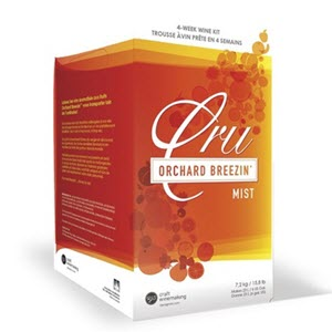RJS Craft Winemaking - Orchard Breezin' - Very Black Cherry
