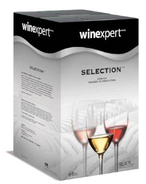 Winexpert Selection California Cabernet Sauvignon/Merlot Wine Kit - 6 gallons