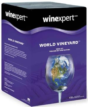 Winexpert World Vineyard California Zinfandel Wine Kit - 6 gallon