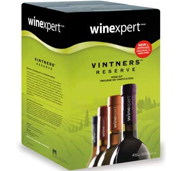 Winexpert Vintners Reserve Shiraz Wine Kit - 6 gallon