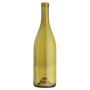 Burgundy Bottles - 750ml - Dead Leaf Yellow