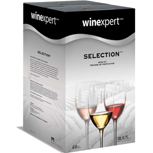 Winexpert Selection California Chardonnay Wine Kit - 6 gallon