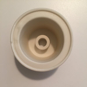 Universal Stopper - Medium drilled (#9-#10)