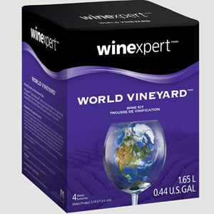 Winexpert World Vineyard California Cabernet Sauvignon Wine Kit - 1 Gallon