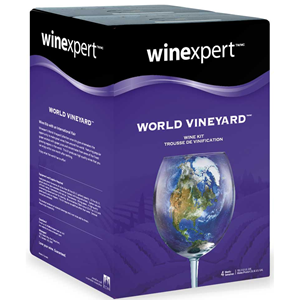 Winexpert World Vineyard Australian Shiraz Wine Kit - 6 gallons
