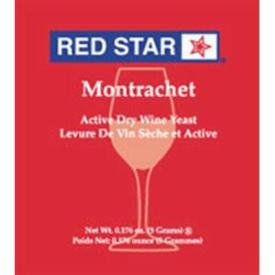 Red Star Premier Classique Yeast (formerly Montrachet) - 10 pack