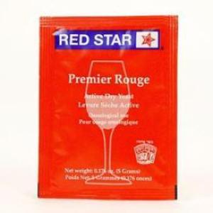 Red Star Premier Rouge Yeast (formerly Pasteur Red) - 10 pack