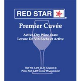 Red Star Premier Cuvee Yeast - 10 pack