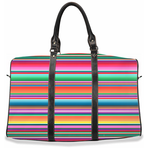 Fluffy Layers Serape Travel Bags - Fluffy Layers