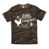 Fluffy Layers Camo (little country little hood) T-Shirt-Fluffy Layers