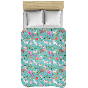Fluffy Layers Springtime Dreams Comforter-Fluffy Layers