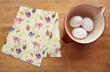 Fluffy Layers Gardening Pigs & Hens Dish Towel - Fluffy Layers