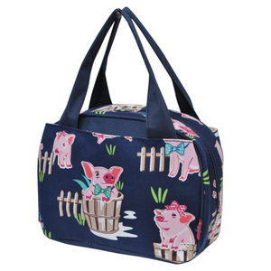 Fluffy Layers Precious Piglets Lunch Bag-Fluffy Layers