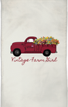 Fluffy Layers Vintage Farm Girl Kitchen Apron ( available in adult & youth sizes) - Fluffy Layers