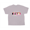 "Fluffy Layers ""Wear Pink"" Loose Fit T-shirt-Fluffy Layers"