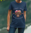 "Fluffy Layers ""Don't Stop Retrieving"" Loose Fit T-Shirt-Fluffy Layers"