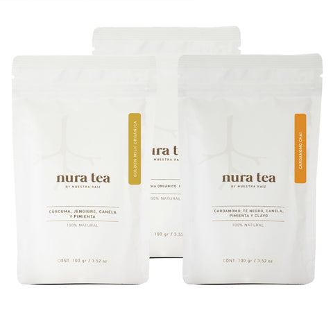 Kit Premium and Organic Teas