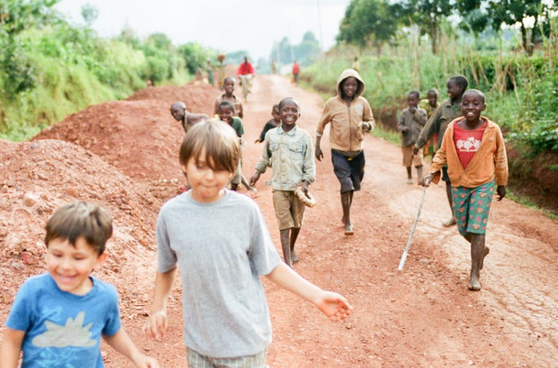 A FAMILY'S QUEST TO SHOW THE WORLD WHAT BURUNDI HAS TO OFFER