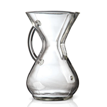 Chemex- Six Cup - Glass Handle