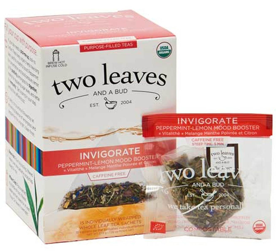 Invigorate - Box 15 sachets