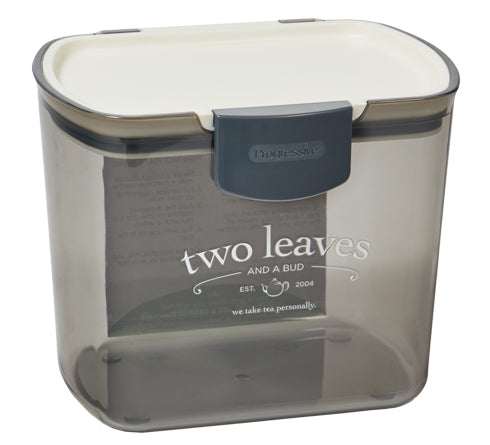 Two Leaves and Bud - Storage Box