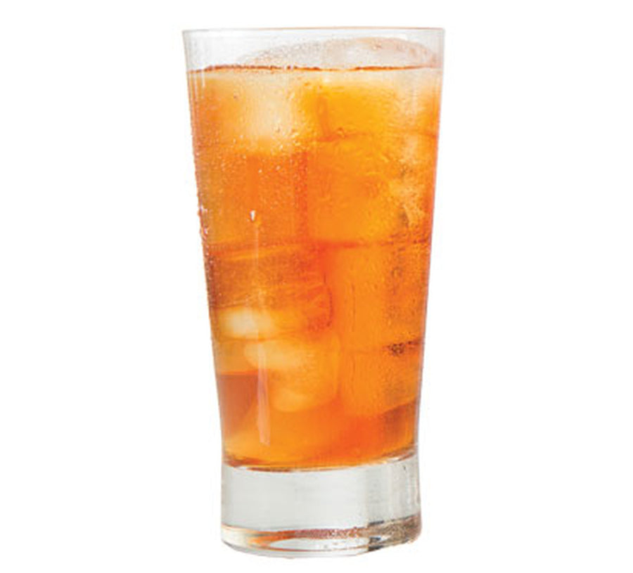 Organic Peach Black Iced Tea