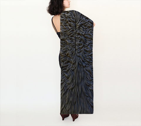 Carl D'Alvia Scarf - Long