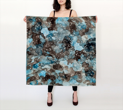 Jessica Rankin Scarf I - Big Square