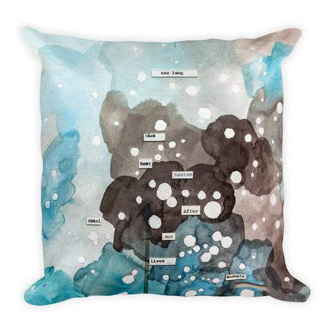 Jessica Rankin Square Pillow