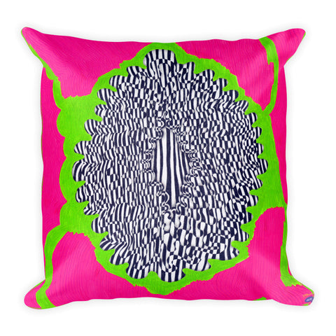 John O'Connor Pillow - Square I