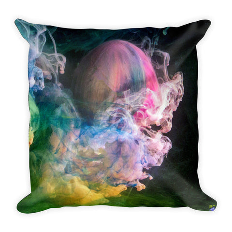 Kim Keever Square Pillow I