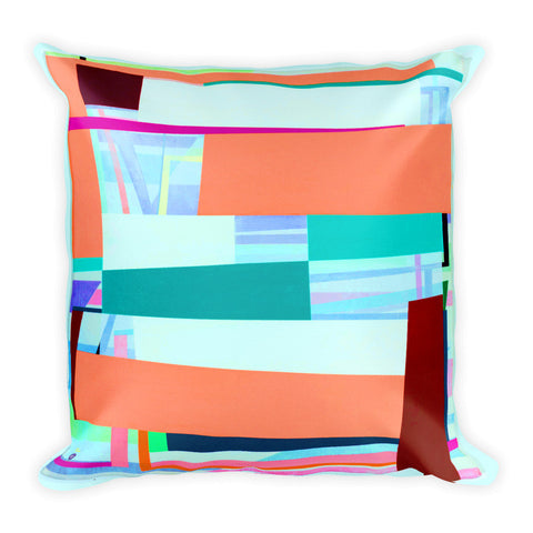 Gary Petersen Pillow - Square I