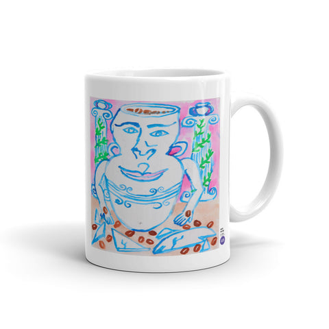 Nick Payne Mug (Coffee Bein')