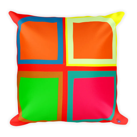 Beverly Fishman Pillow II - Square