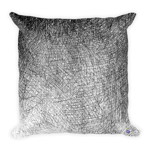 Golnaz Fathi Pillow I - Square